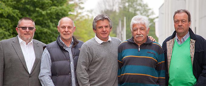 Vorstand der FW-Achern 2014
